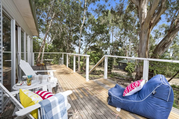 BARCA VIEW COTTAGE - COSY BEACH RETREAT