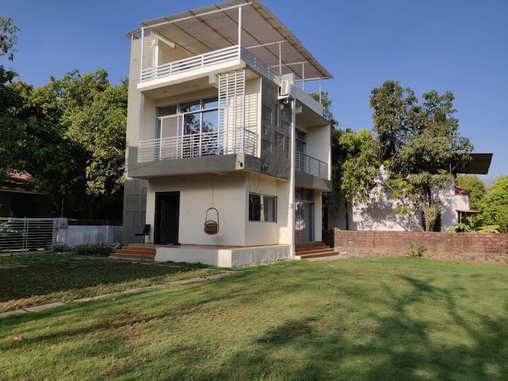 Nivedh Villa, 2 BHK Bunglow with Pool