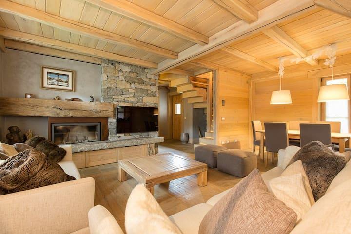 Chalet Dufour - Riva Valdobbia - Blockhütte