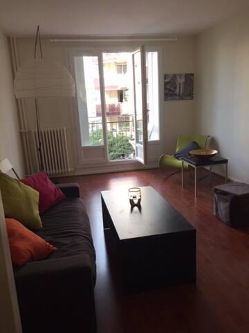 Lovely spacious apartment in the 15h district - Paris - Apartemen