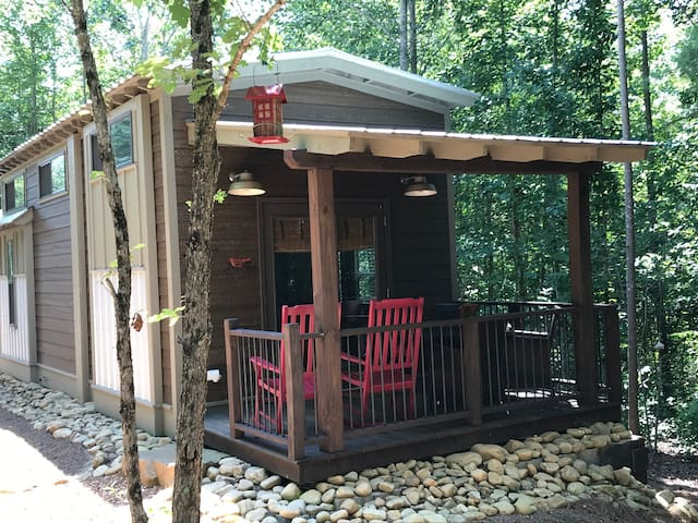 The Nest - Tiny Home Atop Lookout Mountain