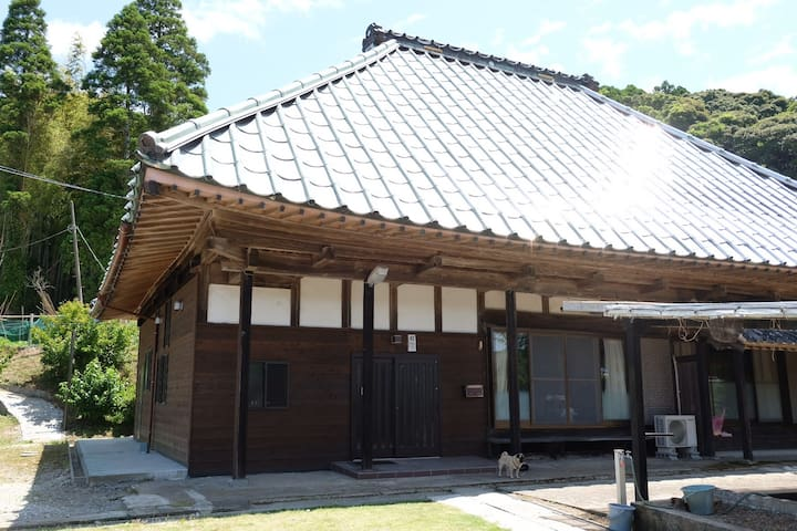 For Relaxation Time in Japanese Classical Villa