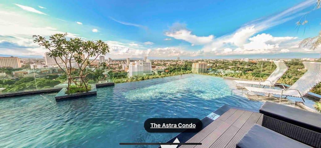 Astra suites, Great location good view香格里拉花园景观公寓