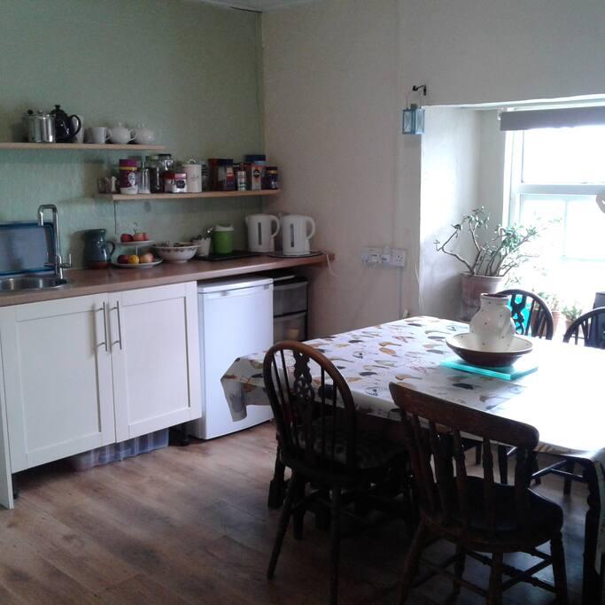 guest tea room
