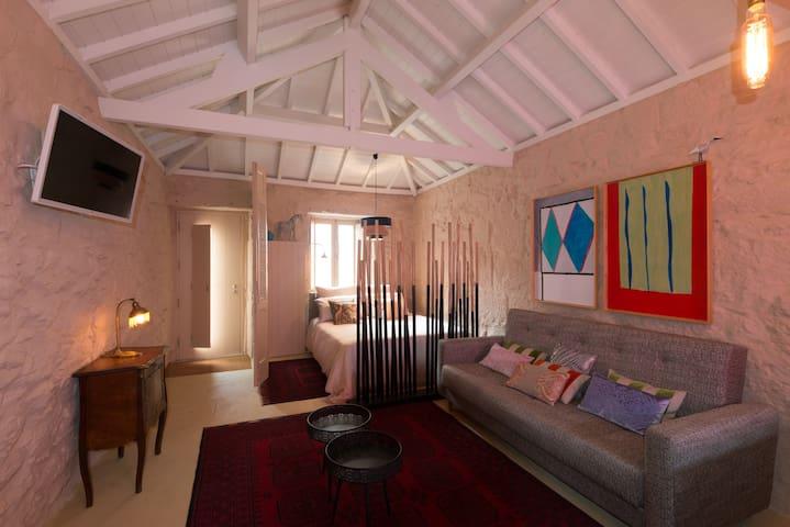 Casa do Pescador (Inside)