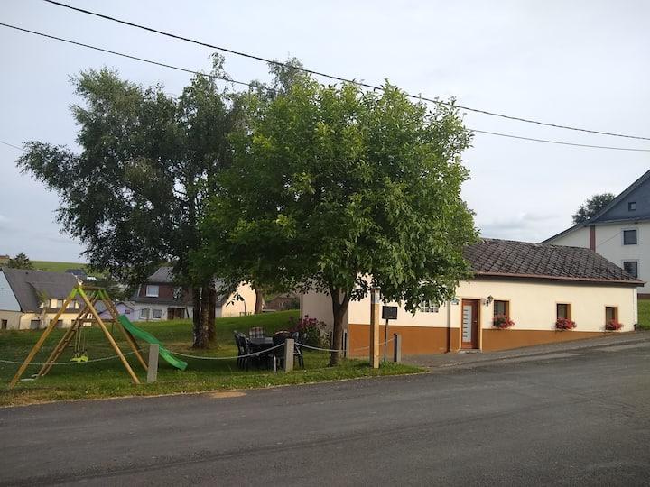 Uriges Ferienhaus
