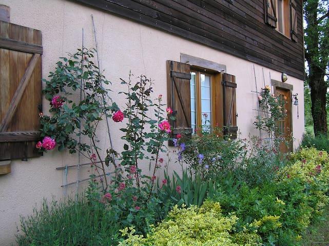 Chambre d'Hôtes N°1 dans maison, pleine nature-Lot