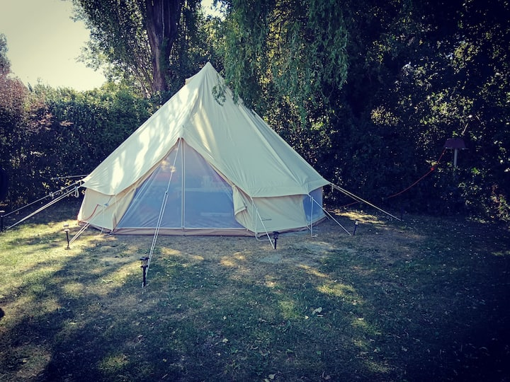 Rural Campsite Glamping - 7min to Blenheim...