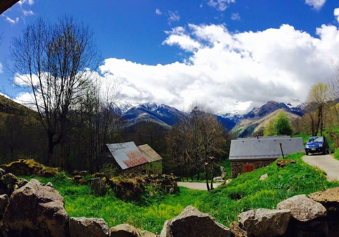 Magnifica casa en el corazón del Pirineos