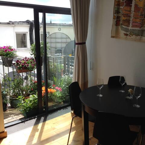 City Centre Island Apartment - Cork - Apartamento
