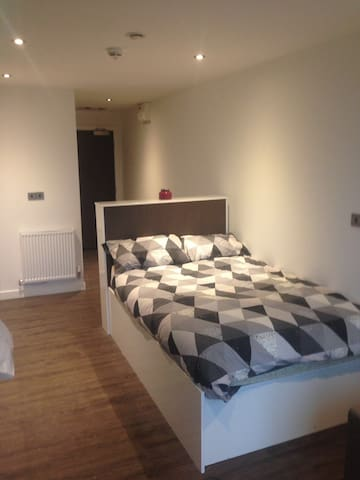 Beautiful city centre studio apt - Sheffield
