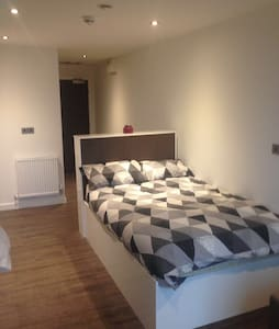 Beautiful city centre studio apt - Sheffield - Apartament