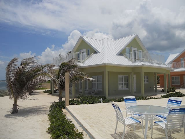 3bed Beach Front Home # 4 Green (20% Off Fall)