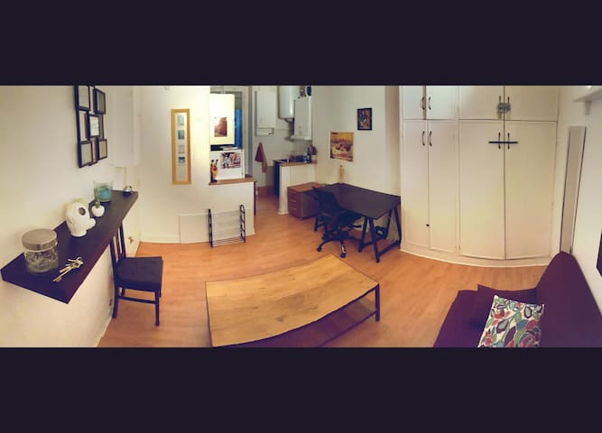 Studio 22 m² - Paris 9ème - Paris - Apartamento