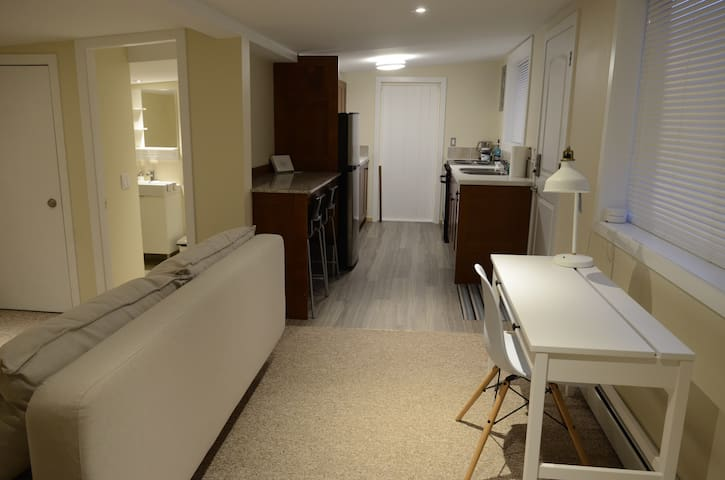 1-Bedroom in a 10 min walk to Coquitlam Skytrain
