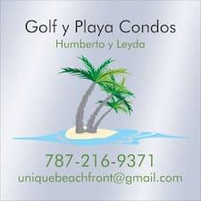 Humberto & Leyda ist der Gastgeber.