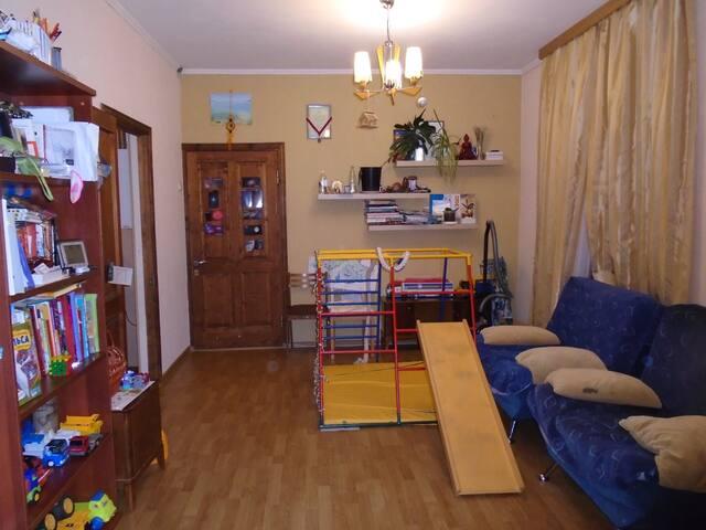Квартира в частном доме у Павловского парка
