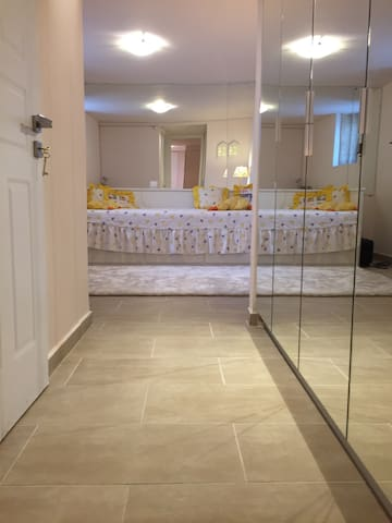 Sweet  brand new apartm doll house - Vathi - Apartament
