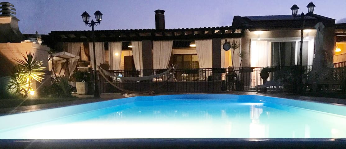Vallerano Hills casa vacanze - Roma