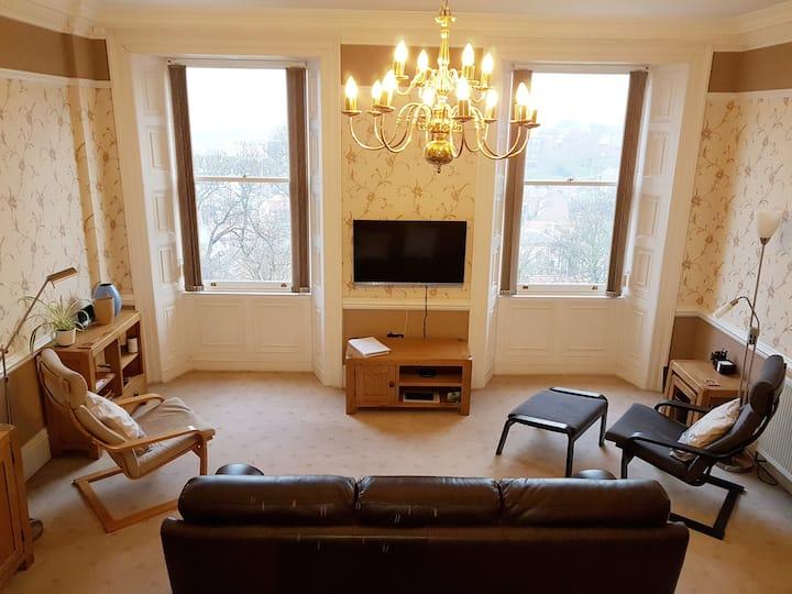 St Hildas Apartment grand,views, ensuites,parking