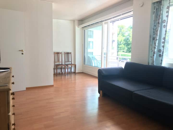 Hele leiligheten alene på Majorstuen/Bislett