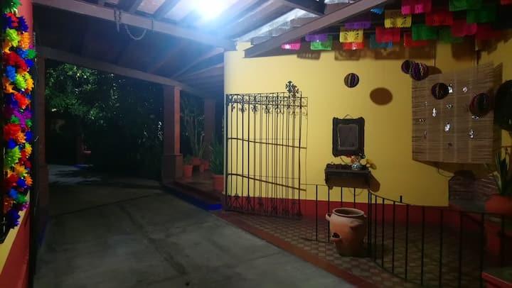 Parador San Roberto - Un lugar diferente.