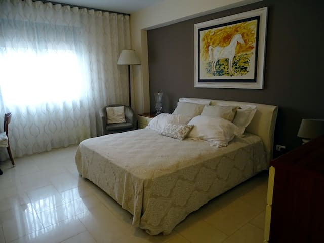 Perfect location, five stars comfort - Caserta - Departamento