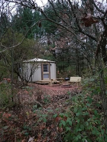 """Little Round Cabin on the Pine 2 - The """"Pine Cone"""""""