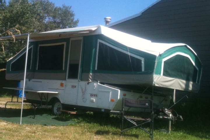 Rancho Tent Trailer