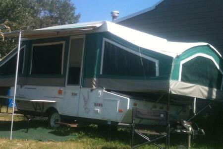 Rancho Tent Trailer