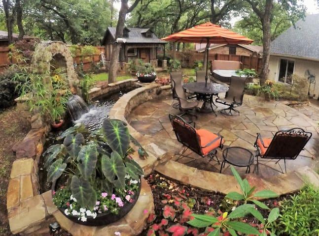 Woodland West Gardens (Tea Room)
