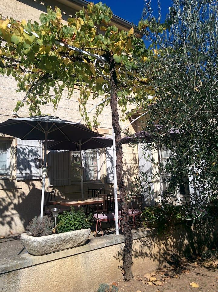 Le clos du chêne en Provence