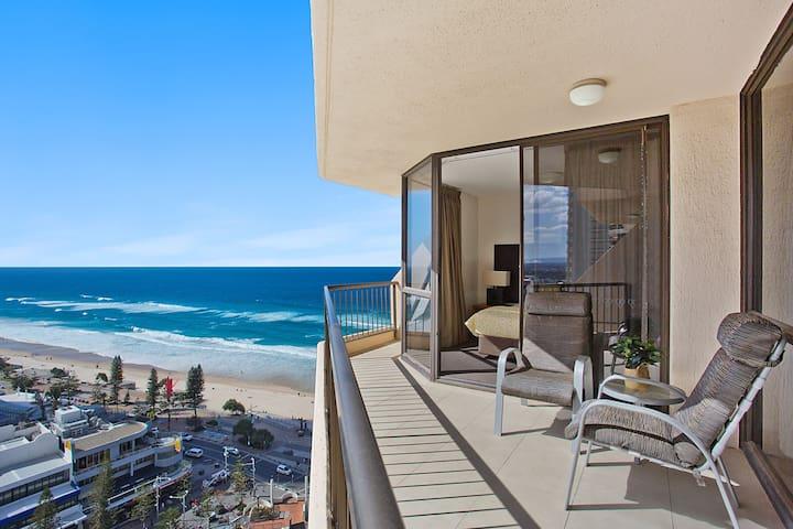 Paradise Centre Level 20 1 Bedroom Ocean View