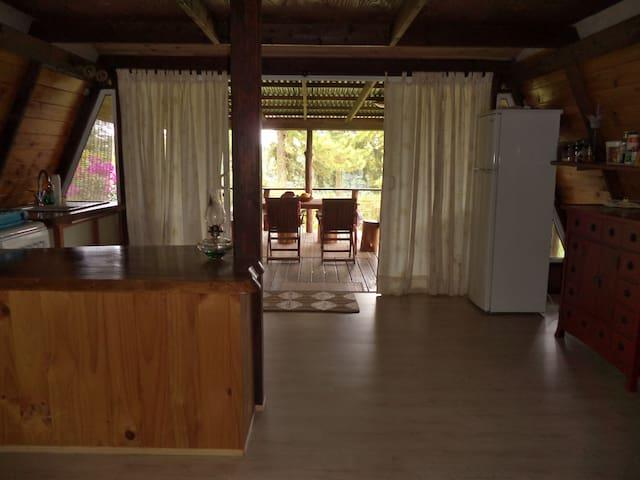 logement tranquille dans chalet - Taravao
