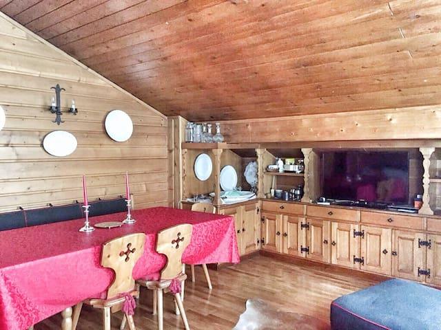 Grande appartamento nel cuore di Cortina - Cortina d'Ampezzo - Byt