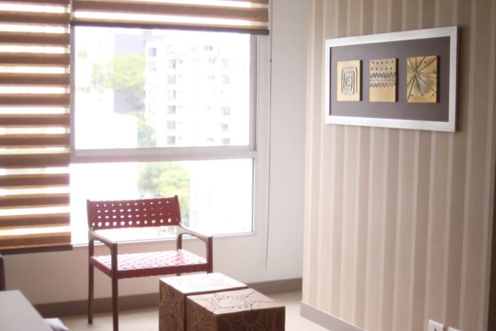 Apartamento nuevo!! En los Alpes Pereira-Rda