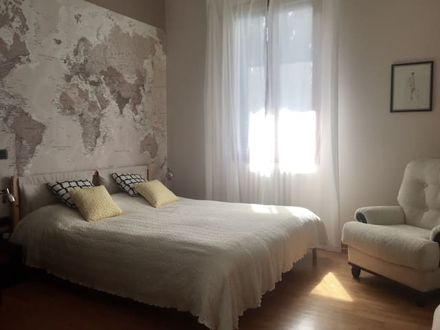 Villa il Farneto - Private Floor with Terrace - Fiesole - Apartament