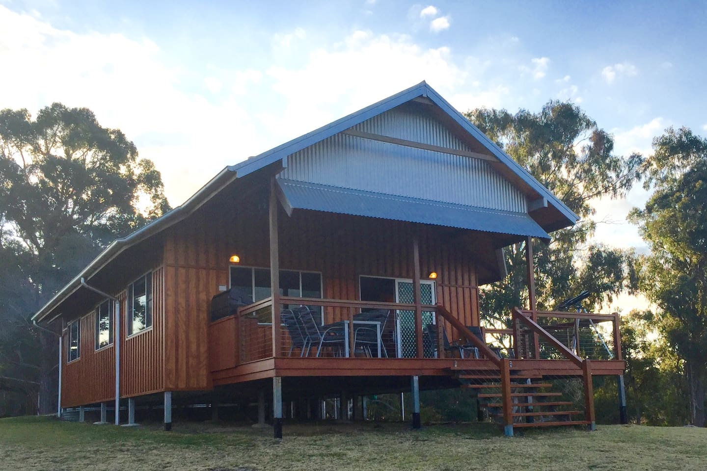 The Curlew Retreat Chalet