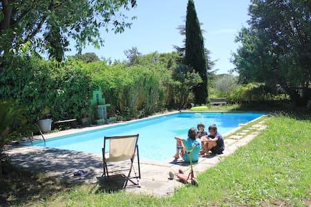 Dépendance -Sud Luberon - Cadenet - Casa