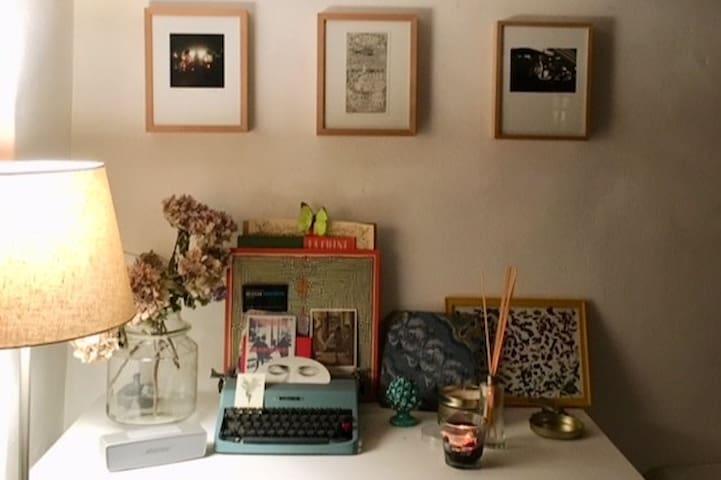 Una piccola casa confortevole nel cuore di Milano
