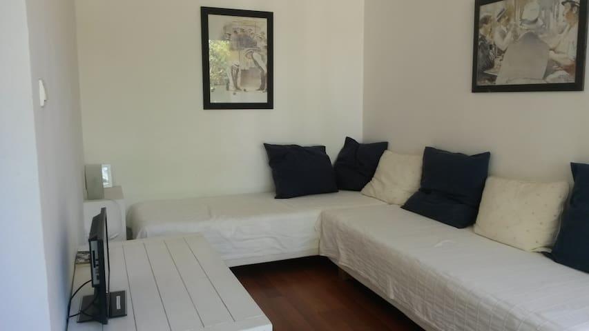 autre photo du living room du raimu....