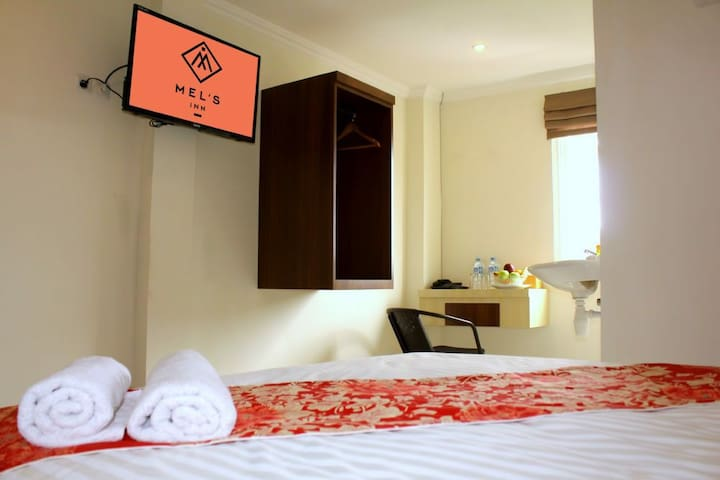The Closest hotel from Airport Mel's inn Manado