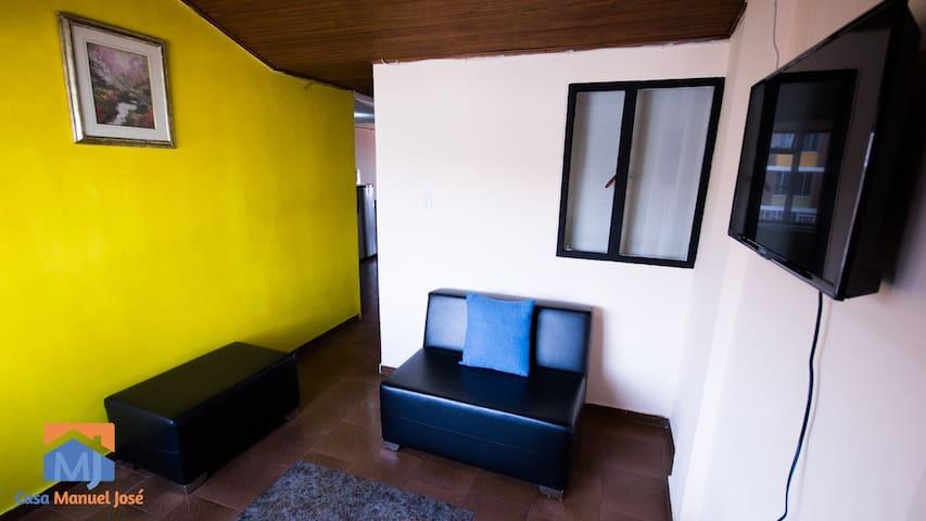 Furnished apartment I in Tunja