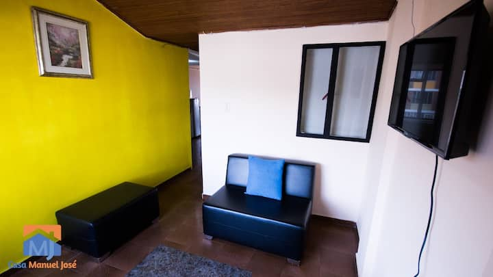 Furnished apartment I in Tunja