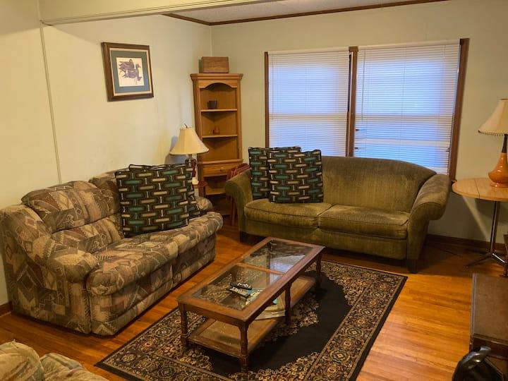 Affordable Housing + Convenient Location!