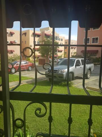 Apart. 3 habitaciones 2 parqueo. - Saint-Domingue - Appartement
