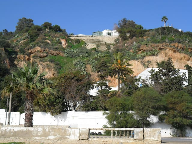 Bel appartement au cité ENNASR - Tunis - Apartamento