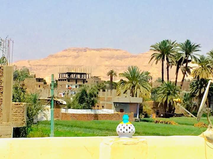 AL JORF MOUNTAIN VIEW