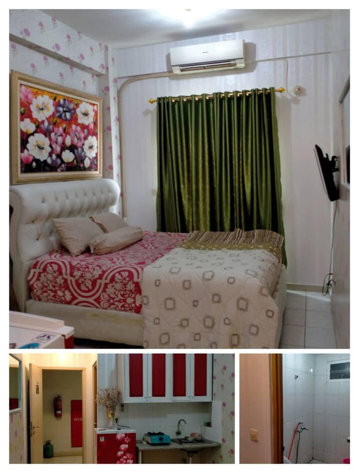 """Clean 2 Bedrooms at Three """"D"""" Room Rent Apartment"""