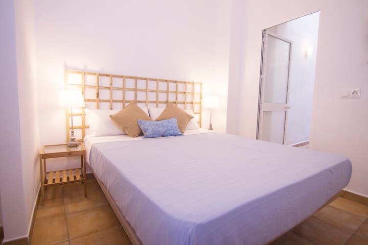 New and private holiday apartment in Caleta Beach